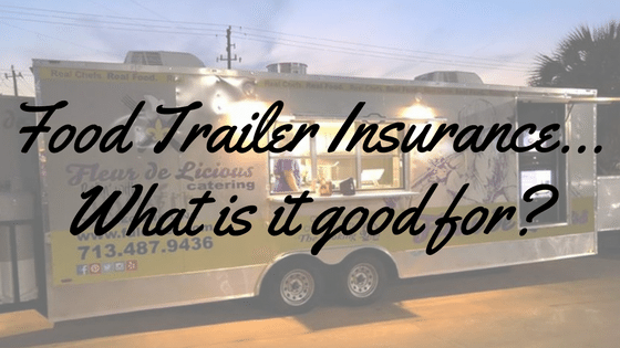 Insurance What Is It Good For?