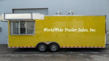 Worldwide trailer sales