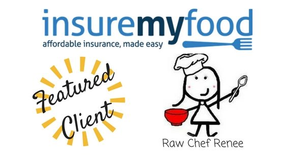 Featured Client – Raw Chef Renee