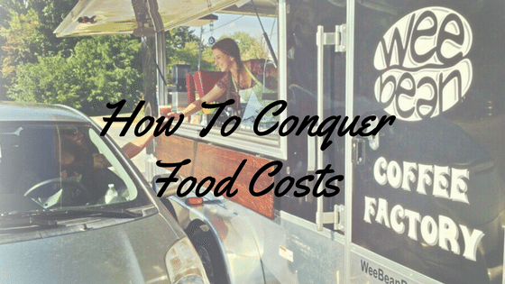 How to Conquer Food Cost in 2 Simple Steps