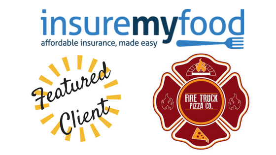 Featured Client – Fire Truck Pizza