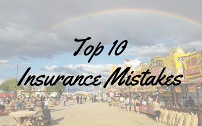 Top Ten – Insurance Mistakes for Food Trailers and Food Trucks