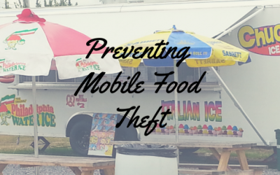 Preventing Thefts In Your Mobile Food Business